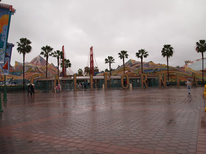 California Disneypark