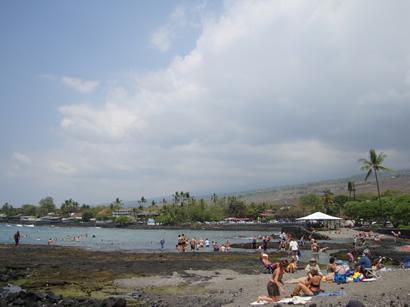 Kairua beach