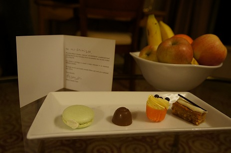 colombo hilton welcom sweets
