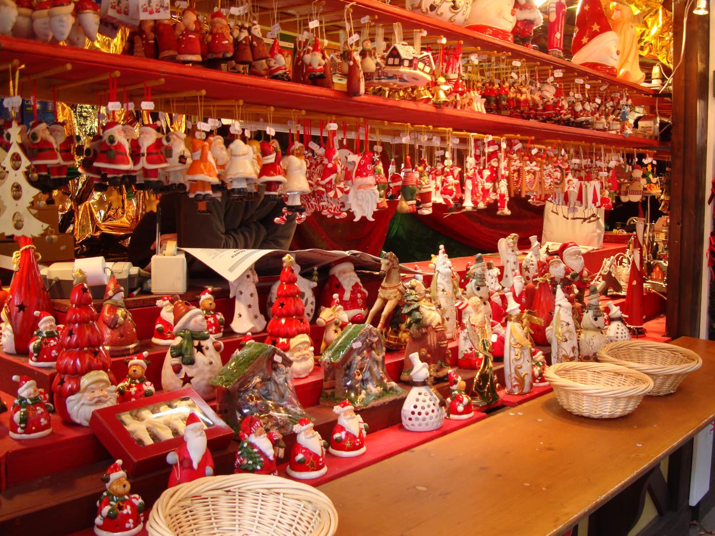 コルマールクリスマスマーケット3