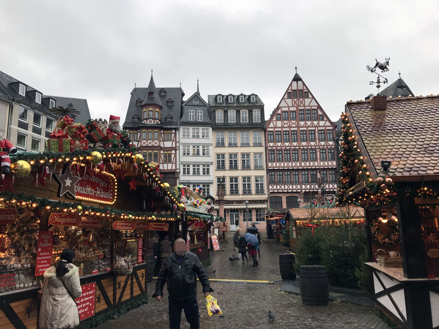 フランクフルトクリスマスマーケット2