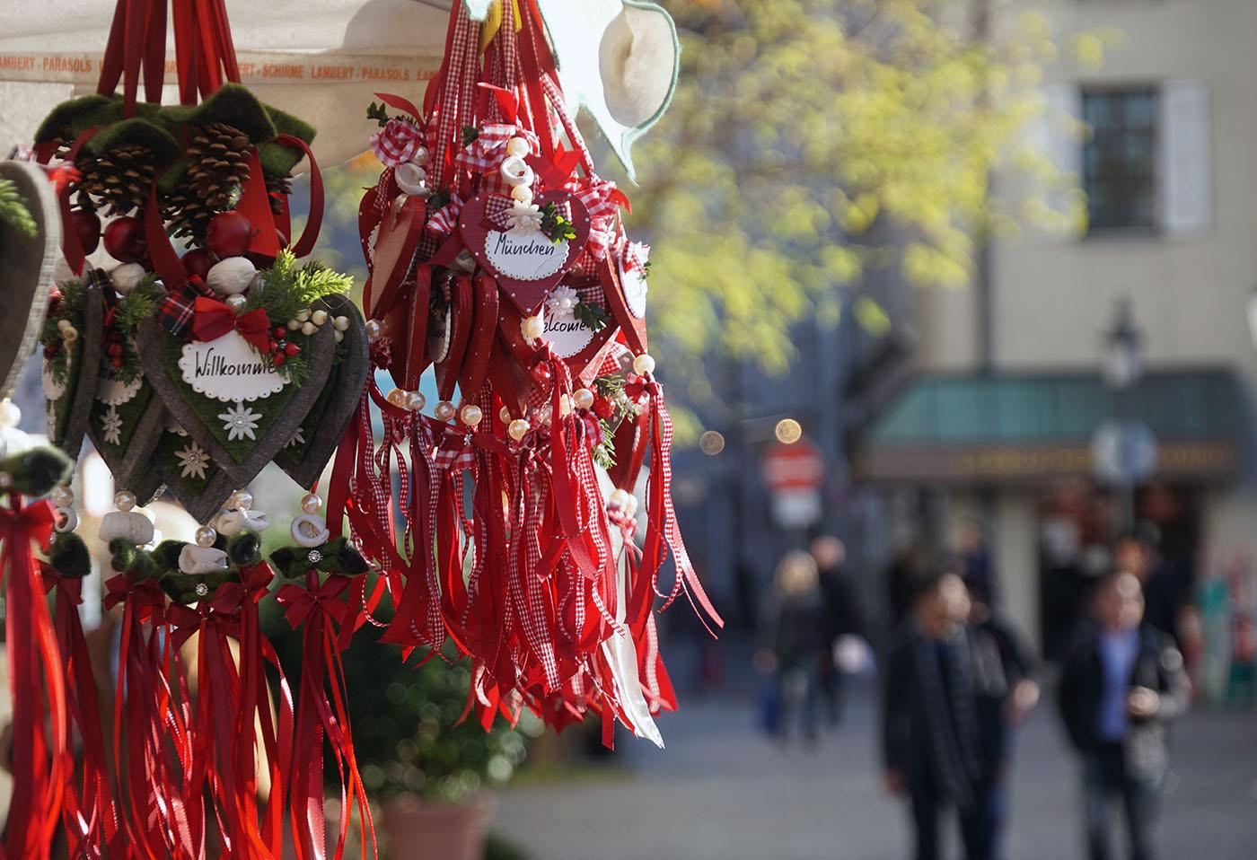 ヴィクトアリエン市場クリスマスオーナメント