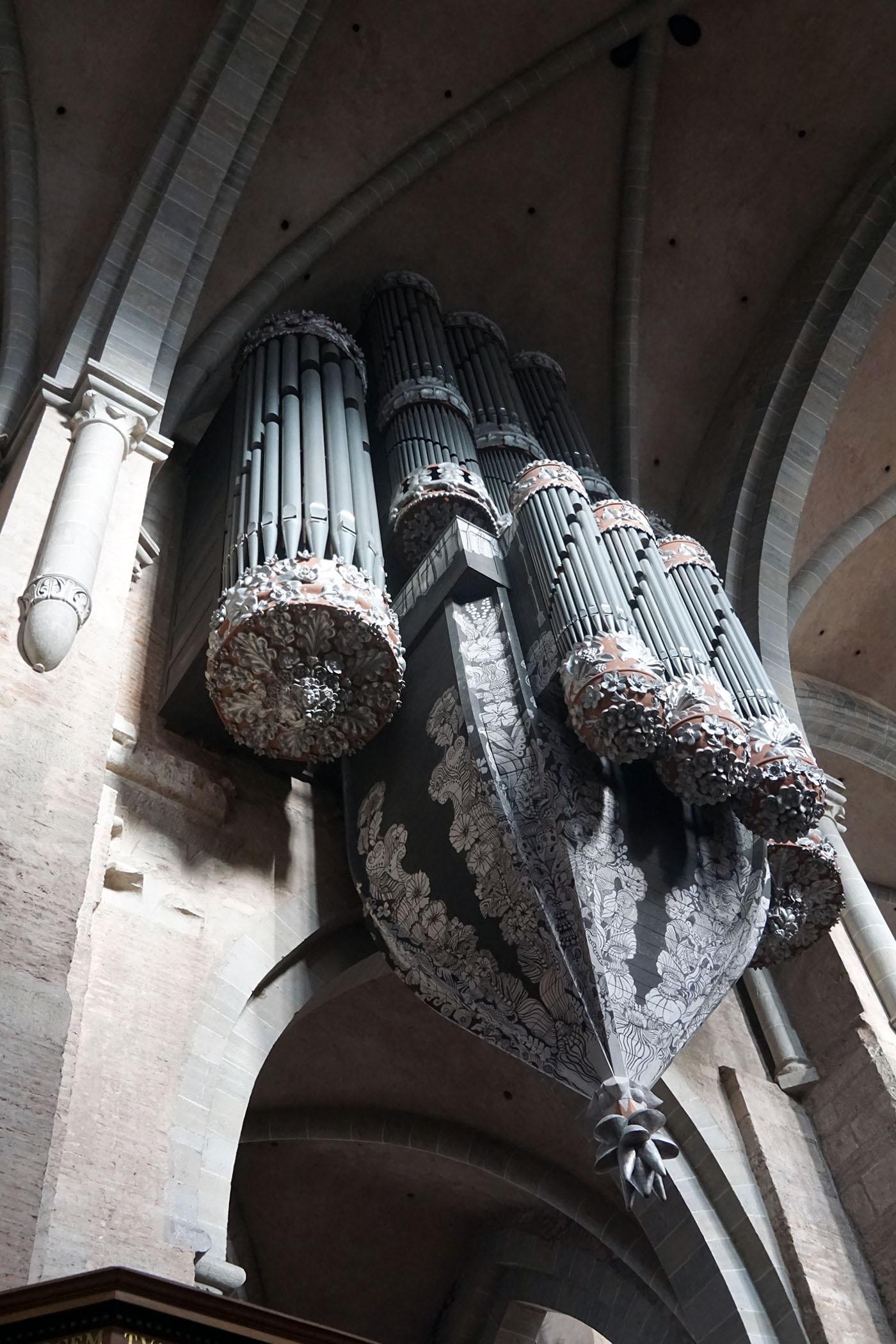 聖ペテロ大聖堂パイプオルガン