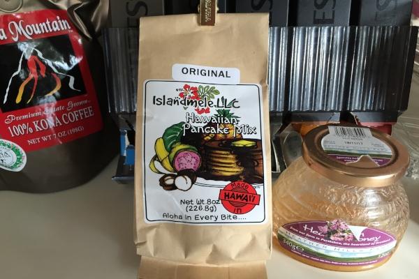 ハワイアンパンケーキミックス