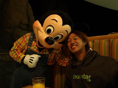 Mickey & Taro