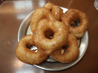 turkey doughnuts