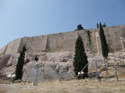 i stone wall