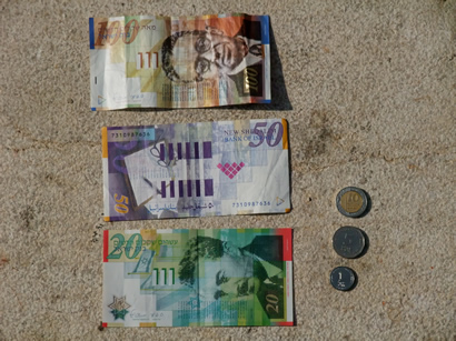 Israel money