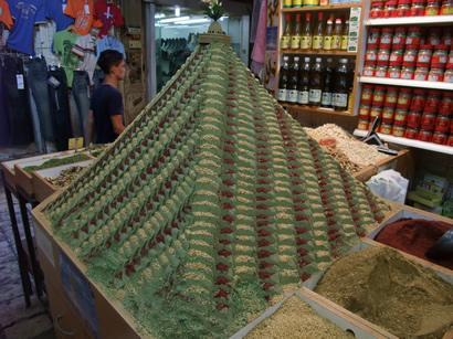 Spice Pyramid
