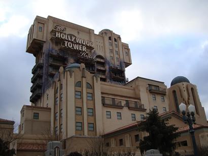 Hollywood Tower