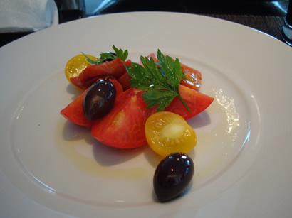 Tomatosalada