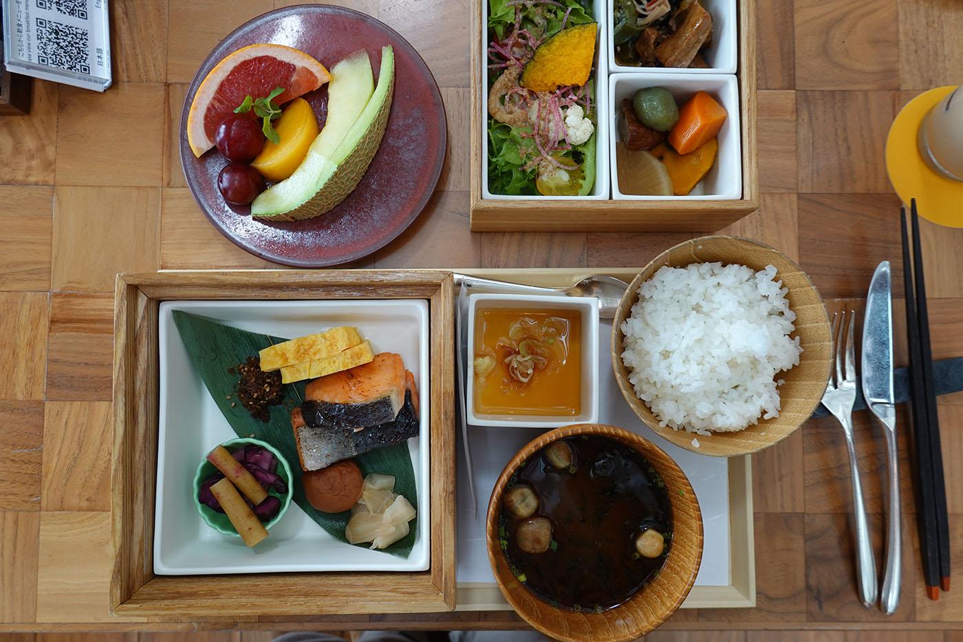 アンダーズ東京朝食