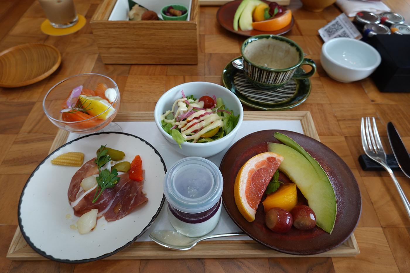 アンダーズ東京朝食2