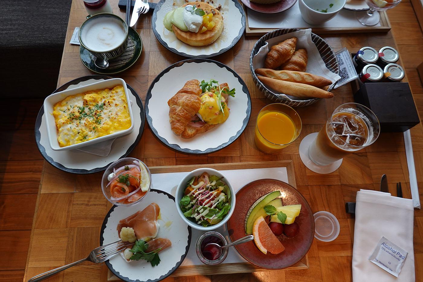 アンダーズ東京朝食5