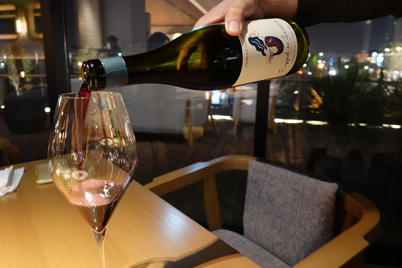 Larboard赤ワイン