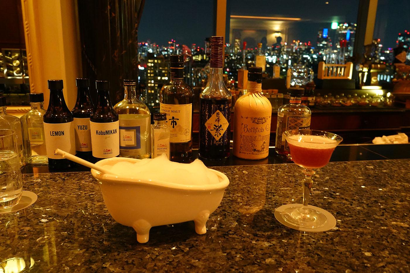 ウェスティンホテル東京コンパスローズ2