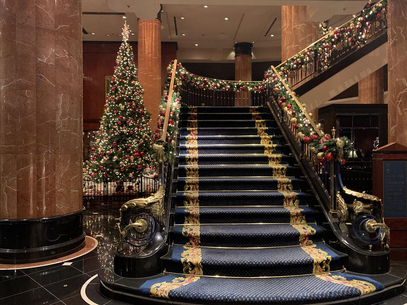 ウェスティンホテル東京ロビーフロア