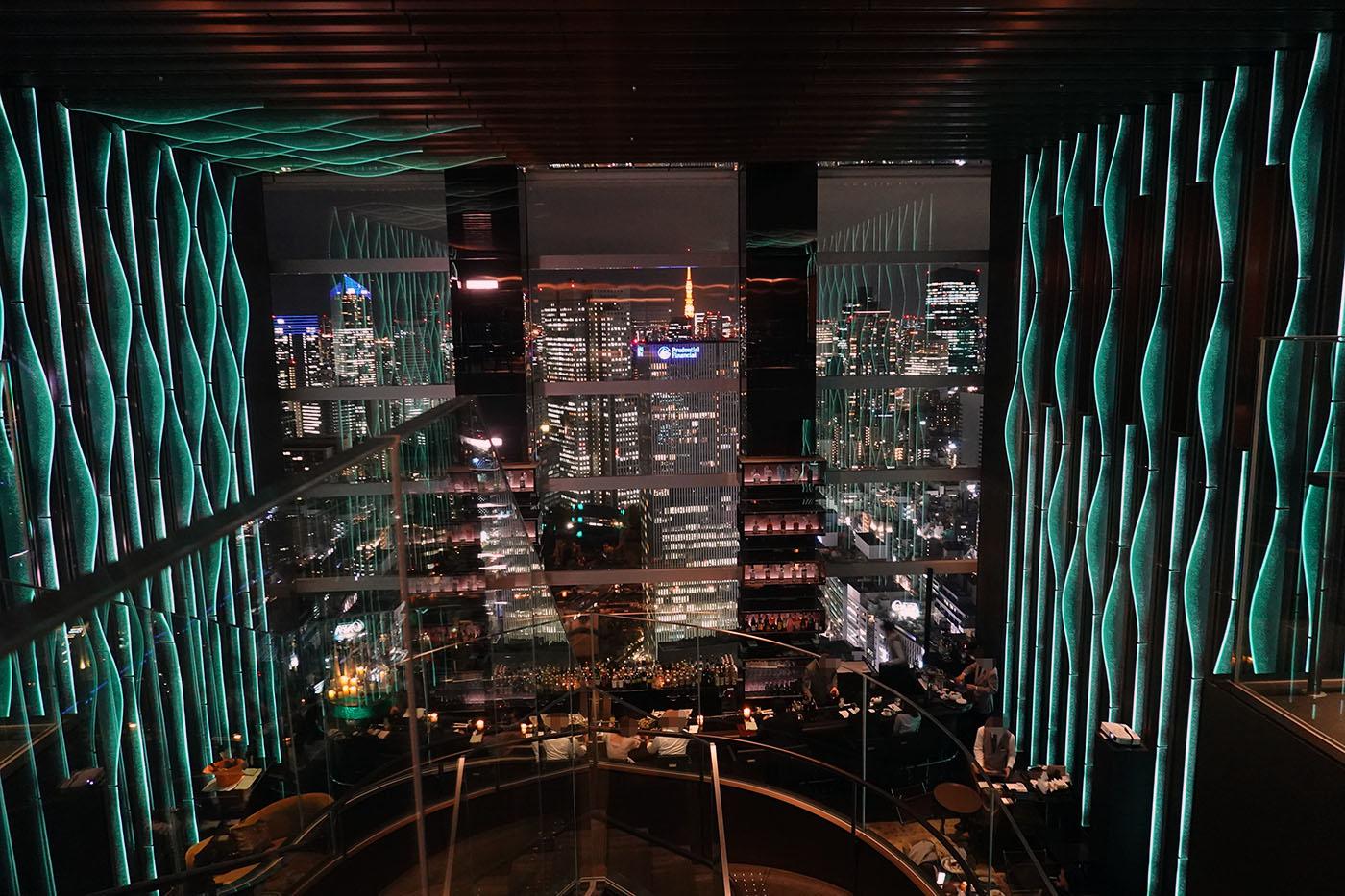 ザ・プリンスギャラリー東京紀尾井町Sky Gallery Lounge Levita