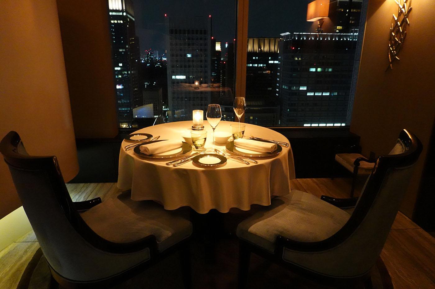 シャングリラホテル東京ピャチェーレ2