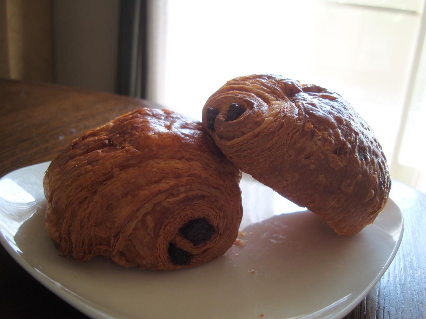エシレのパン・オ・ショコラ