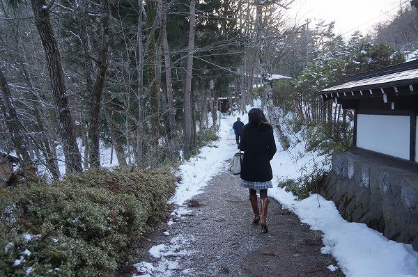 冬の飛騨2