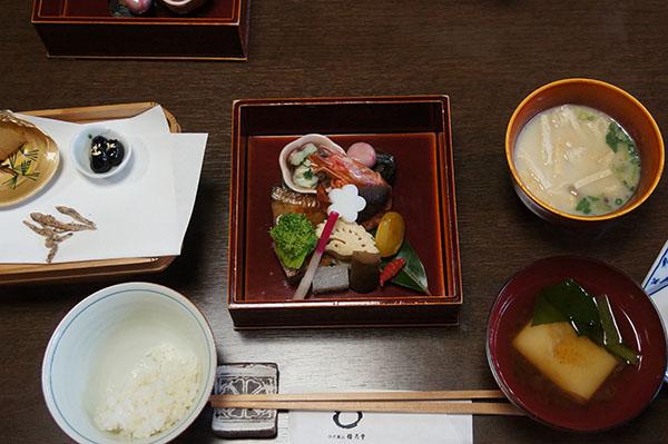飛騨高山倭乃里おせち料理2