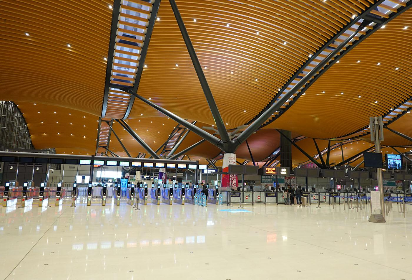 香港口岸バスターミナル
