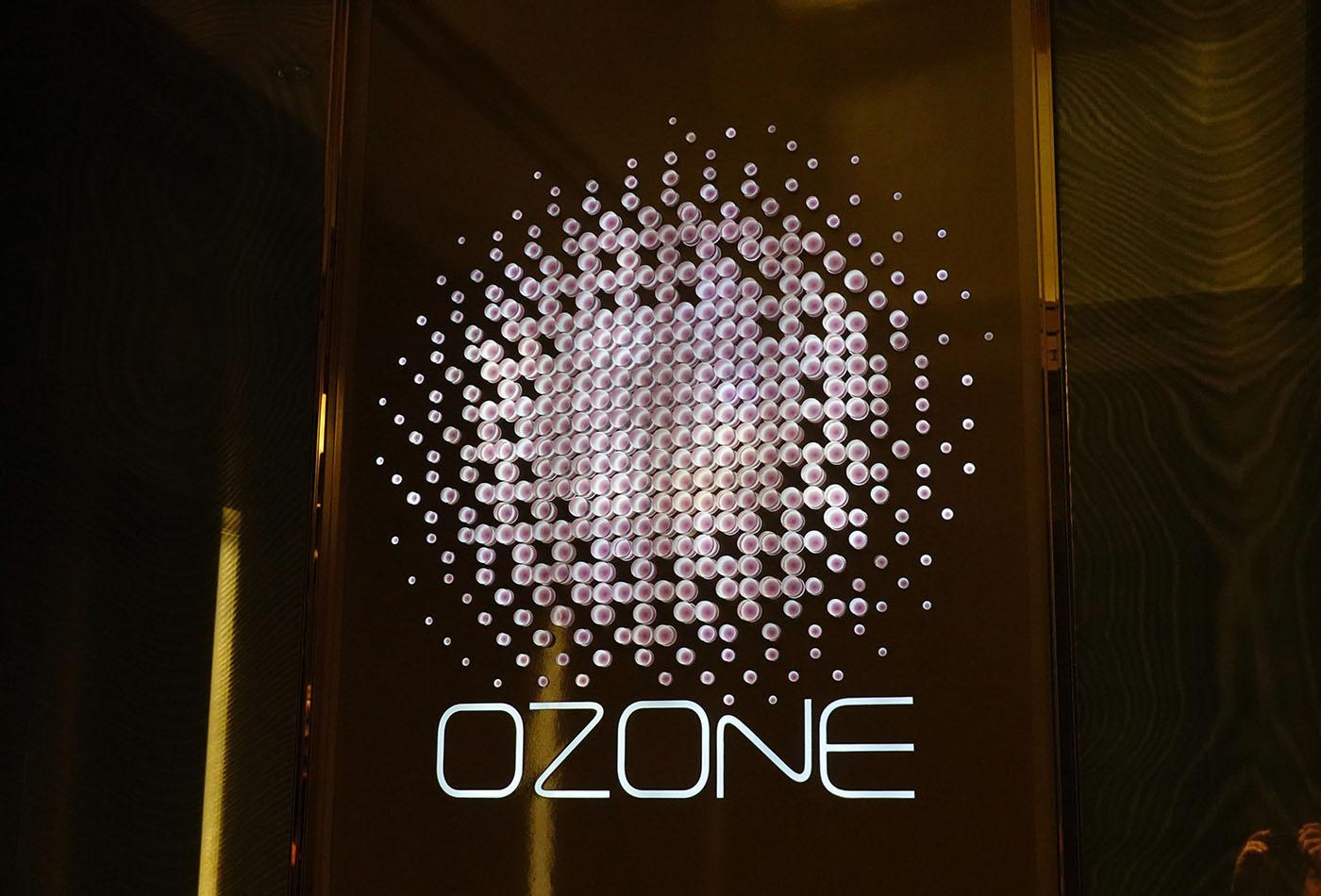 リッツカールトン香港OZONE