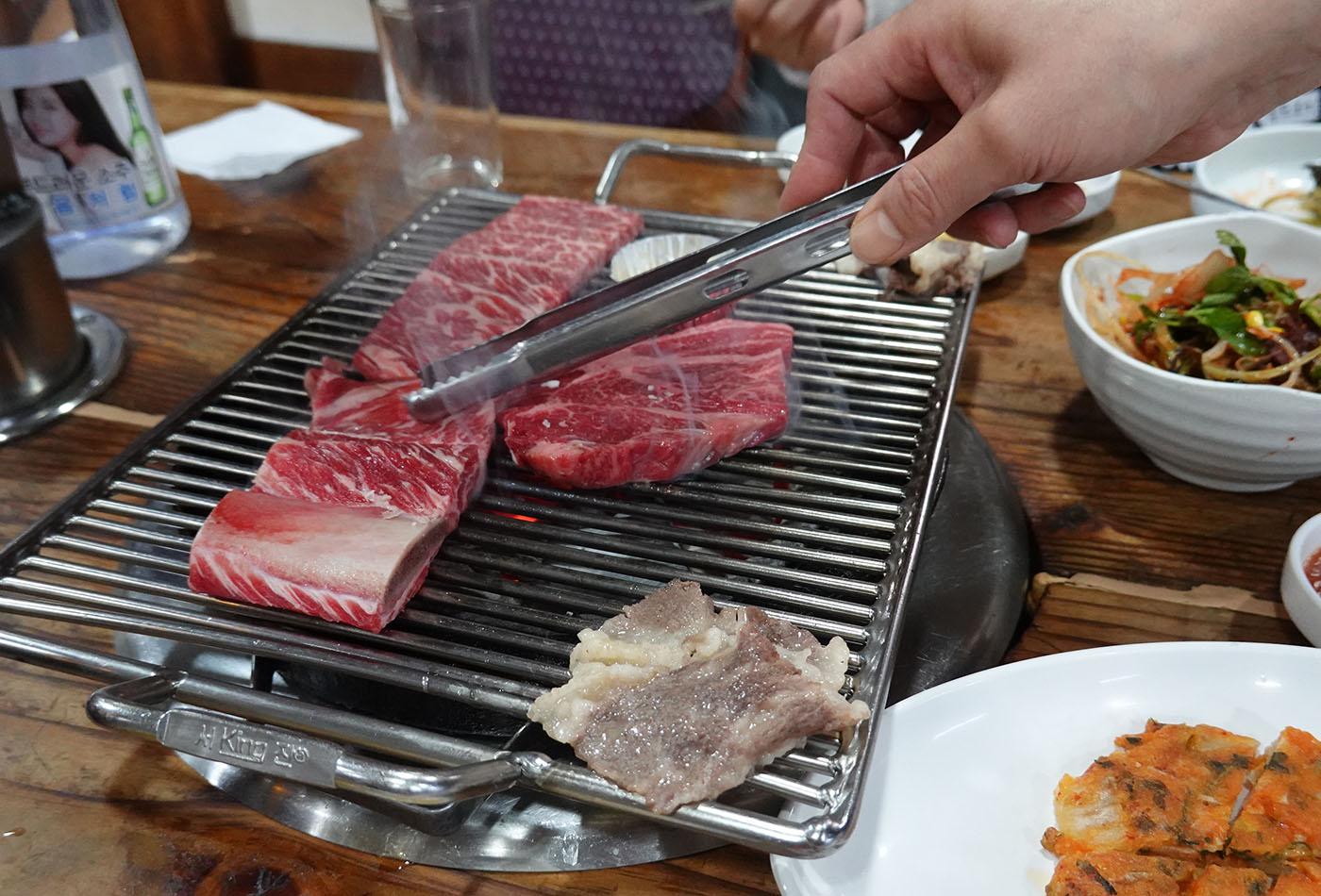 景福宮お肉
