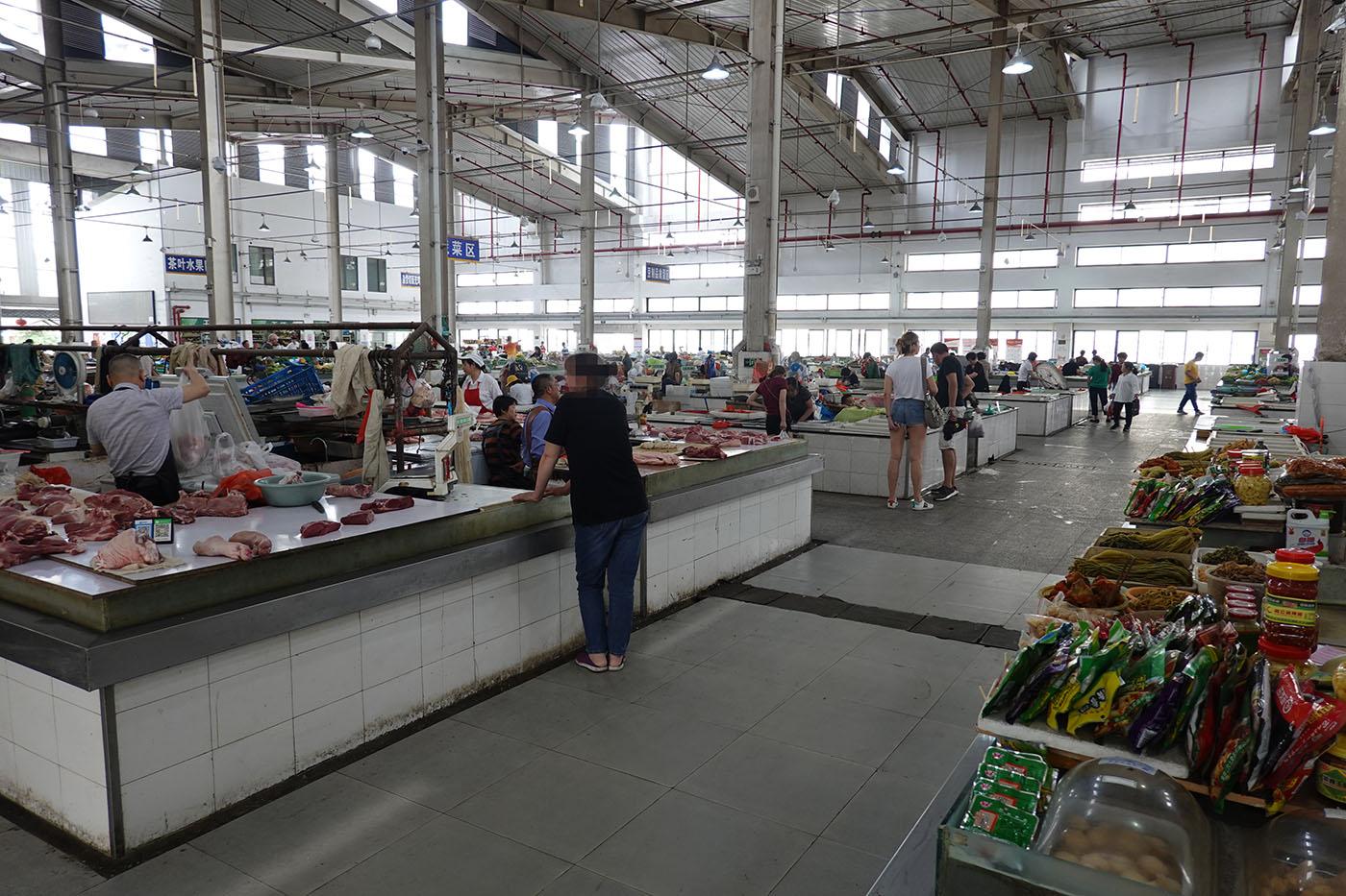 朱家角市場