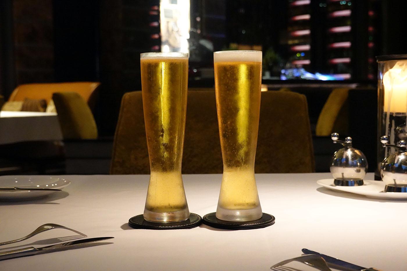 フォーシーズンズホテル浦東のレストラン