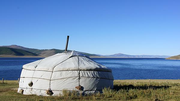モンゴル ホワイトレイク