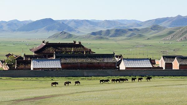 モンゴルの壁紙
