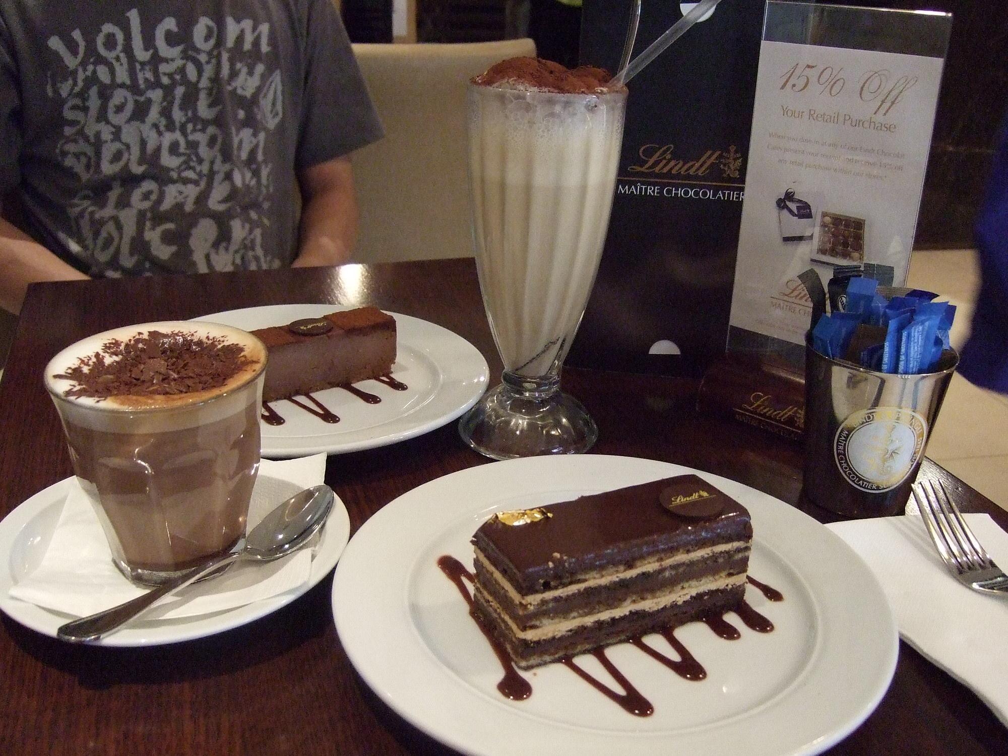 lindtcafe