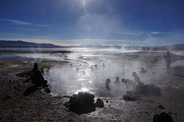 puritama hot spring