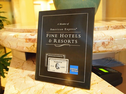 American Express FINE HOTELS&RESORTS