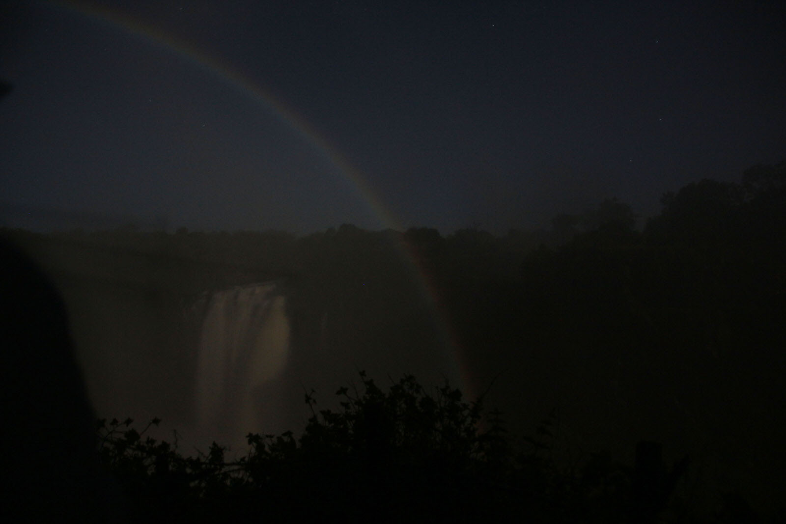 victoria night rainbow