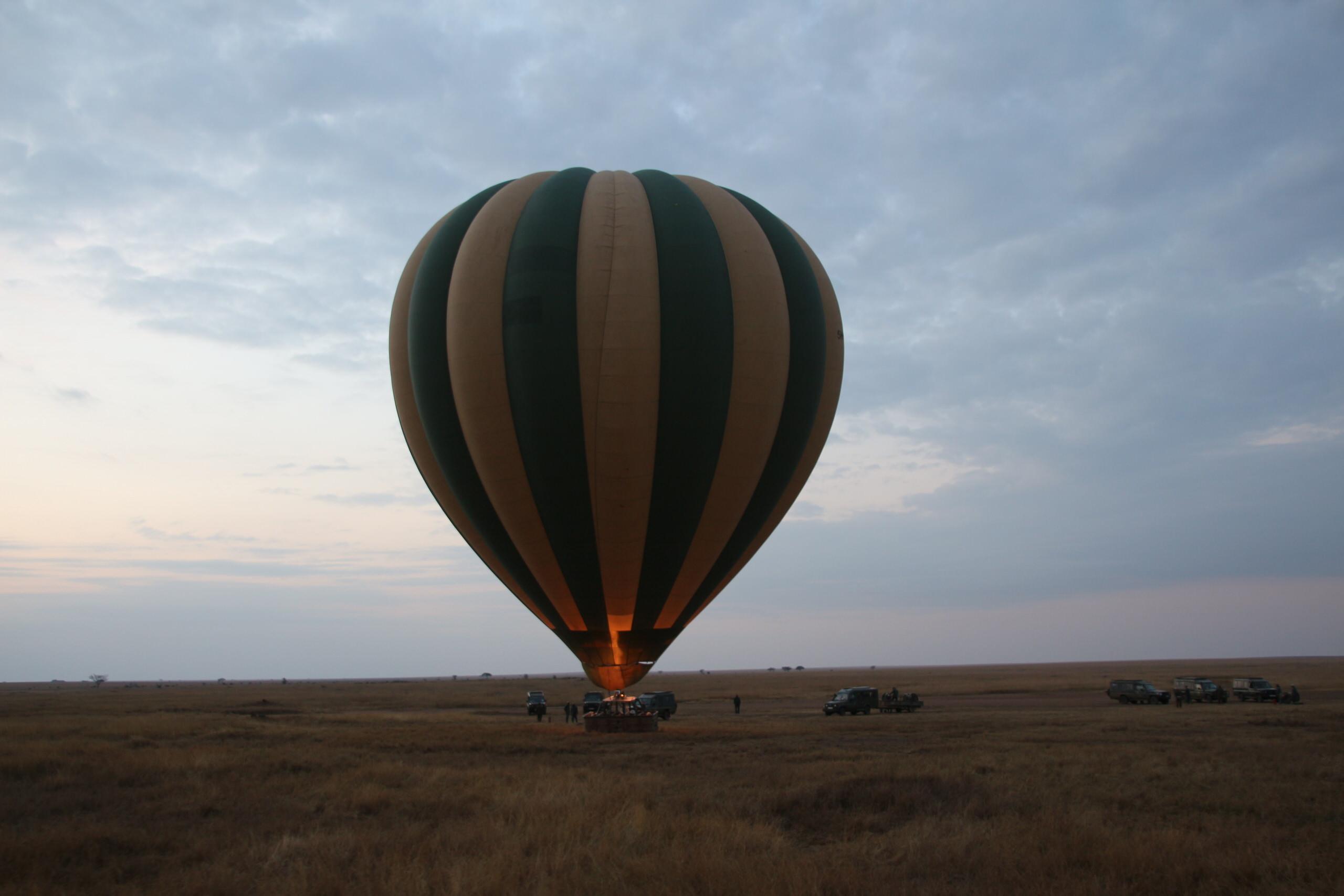 balloonsafari