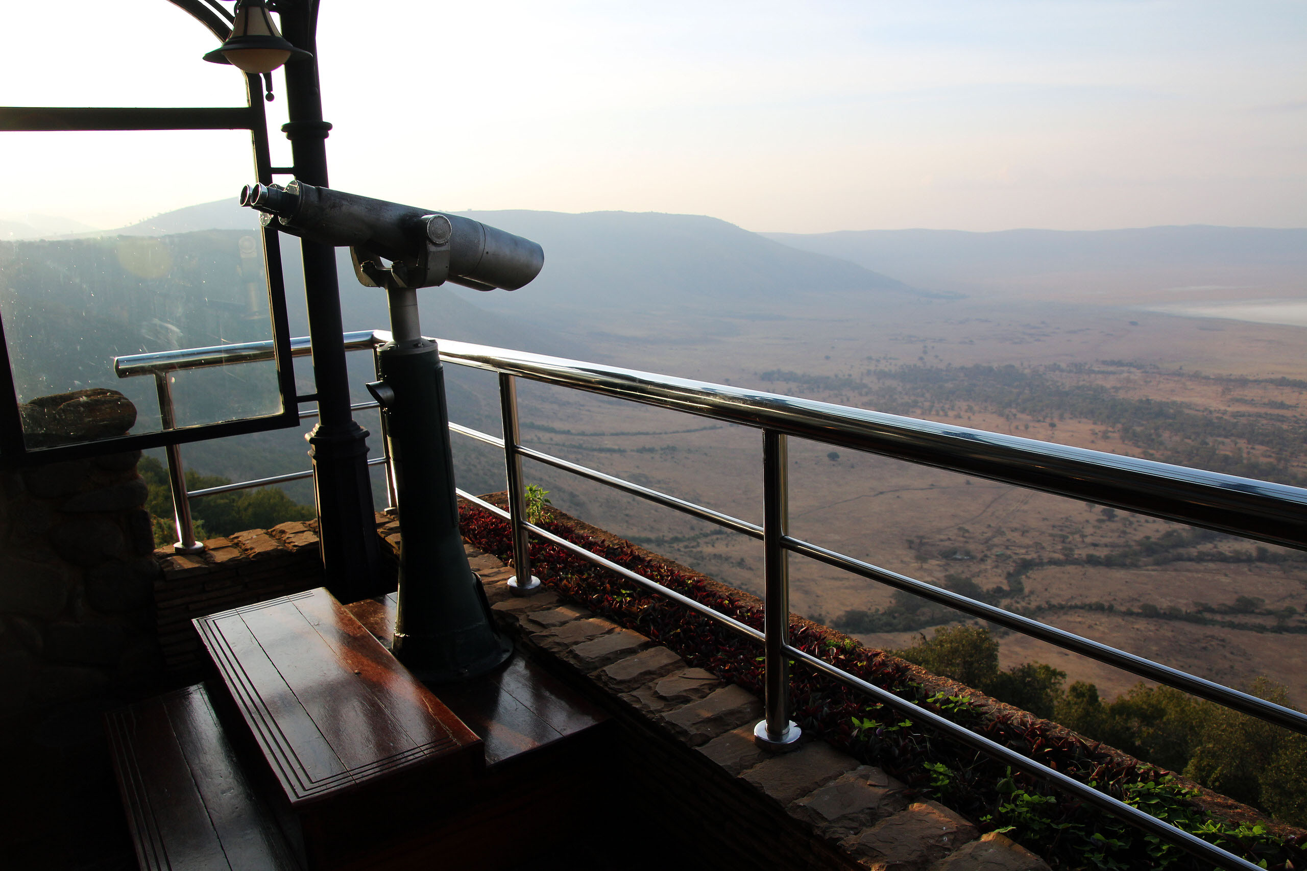 ngorongoro wildlifelodge